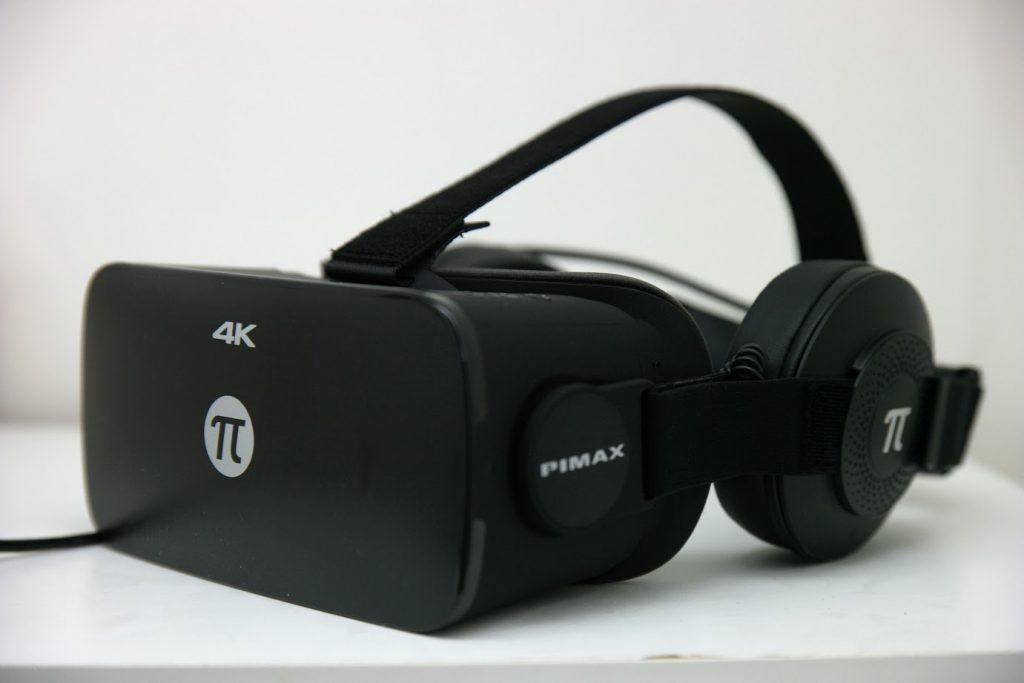 Pimax 4K review: half-price HP Reverb?