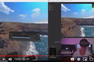 How to edit Premiere with a VR headset