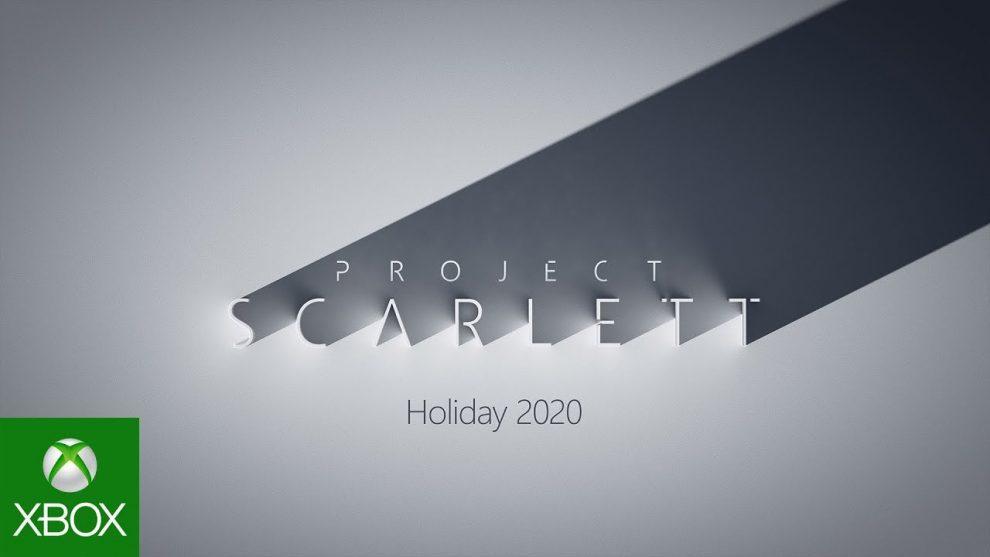 Xbox Project Scarlett (E3 2019)