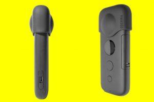 Insta360 One X lens cap