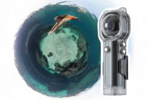 Vuze XR waterproof case now available