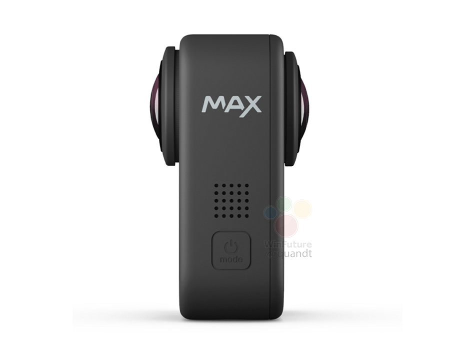 GoPro Fusion Max leaked photo by WinFuture