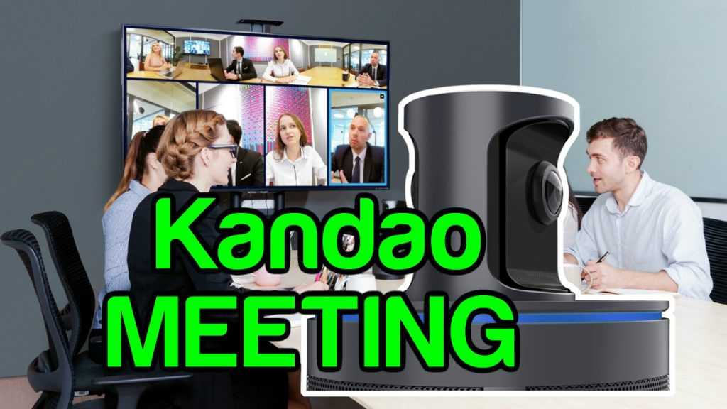 Kandao Meeting 360 conference camera