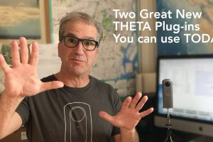 New Ricoh Theta plugins