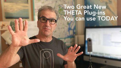 New Ricoh Theta plugins