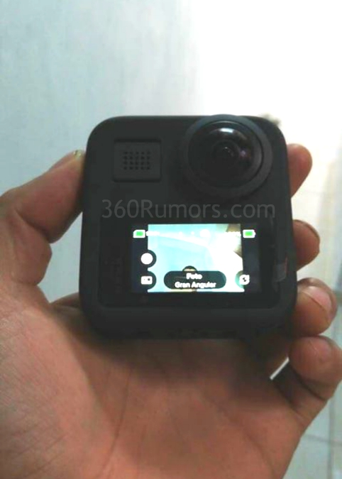 GoPro Max (Fusion 2) leaked videos