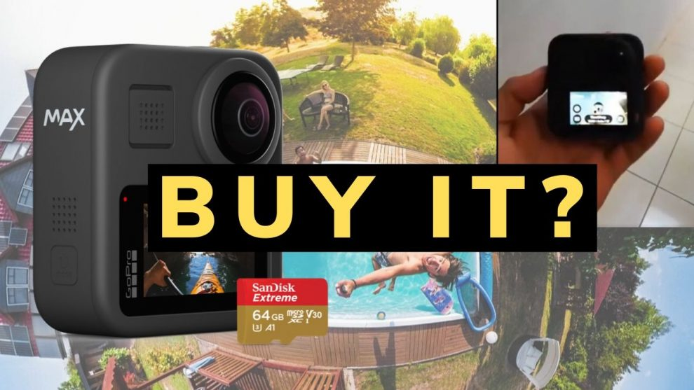Should you buy GoPro Max? 16 Features + Weaknesses