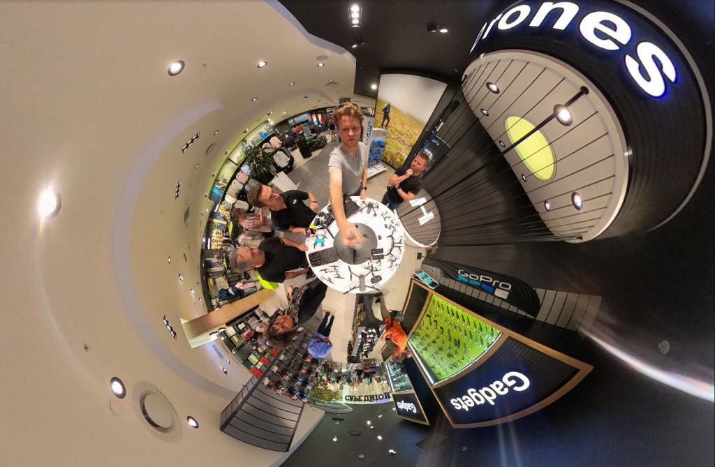 GoPro MAX sample photos posted