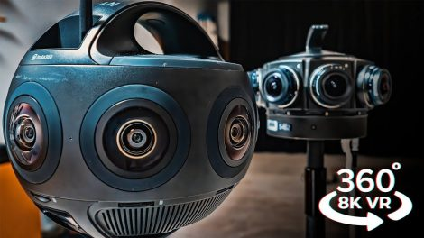 Insta360 Titan vs. Z Cam V1 Pro comparison