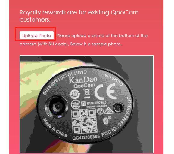 Kandao Qoocam 8K coupon discount code