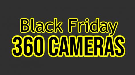 Black Friday 2019 360 camera deals