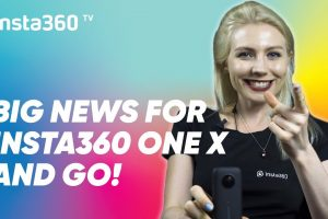 Insta360 One X updates and rumors