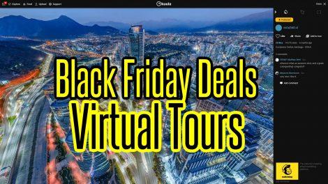 Virtual Tour Black Friday Deals 2019