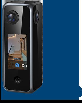 Pisofttech Pilot One 8K 360 camera