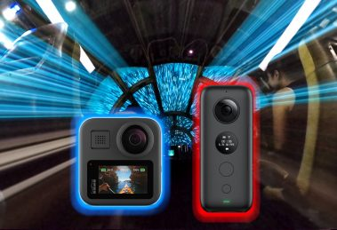 GoPro MAX vs Insta360 One X (Nov. 2019 update)