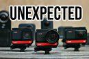 Insta360 One R vs Insta360 One X, GoPro MAX, Qoocam 8K