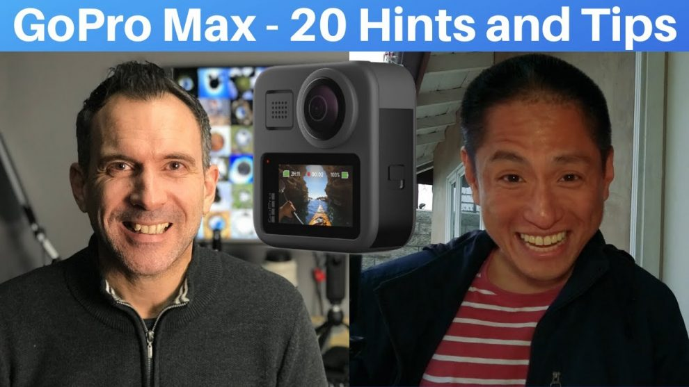 20 GoPro Max tips and tricks