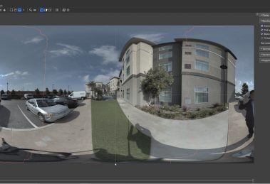 Insta360 One R Raw DNG stitching on PTGui 12