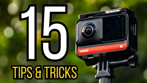 Insta360 One R Tips and Tricks