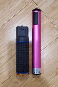 Vidpro PG-6 and generic version of the Andoer / Ulanzi BG-2