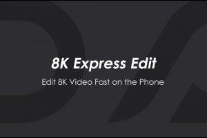 Qoocam 8K adds 8K mobile editing and 4K live steraming