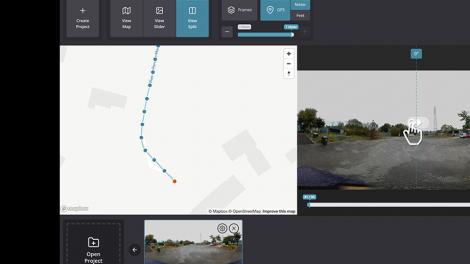 How to turn 360 videos into Google Street View tours with GoThru Streetbuilder