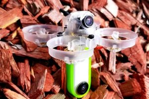 Newbeedrone Beebrain Brushless with Insta360 Go