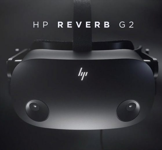 HP launches Reverb G2 high resolution VR headset