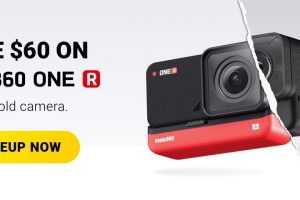 Insta360 One R trade in program