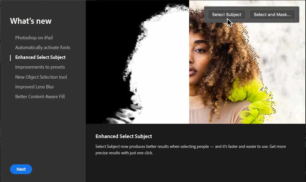 Adobe Photoshop, Camera Raw, and Lightroom Classic get big updates ...