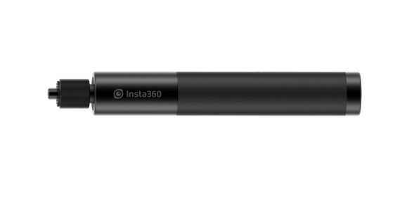 Free Insta360 One R Selfie Stick is a pocketable selfie stick