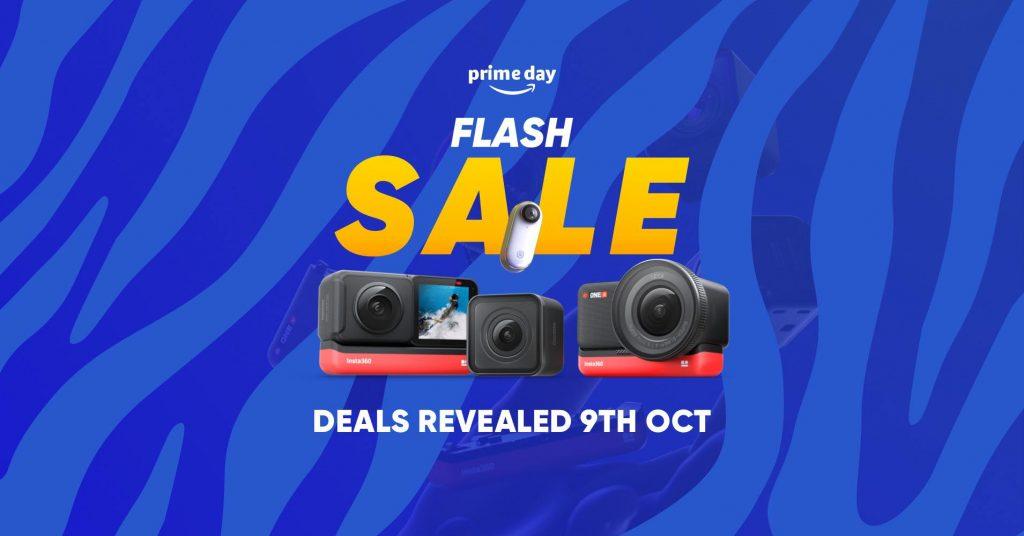 Amazon Prime Day 2020 Insta360 sale