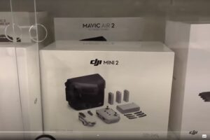DJI Mavic Mini 2 unboxing