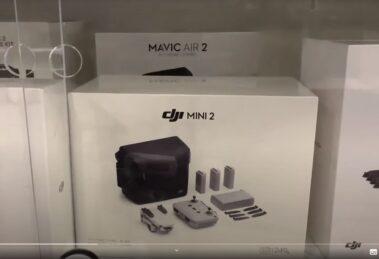DJI Mavic Mini 2 unboxing
