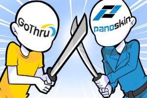 Best Street View virtual tour publisher: Gothru vs Panoskin