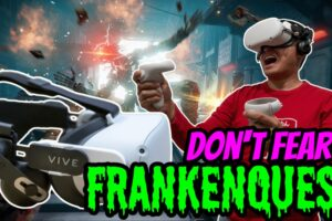 What is Frankenquest and why do you need it for Oculus Quest?