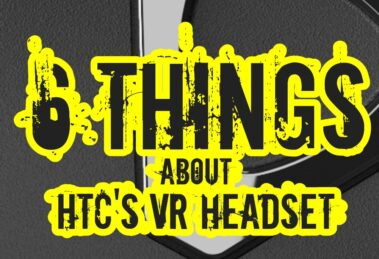 6 things about the new HTC VR headset 2021