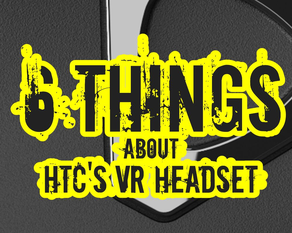 BETTER THAN QUEST? New HTC VR headset in 2021
