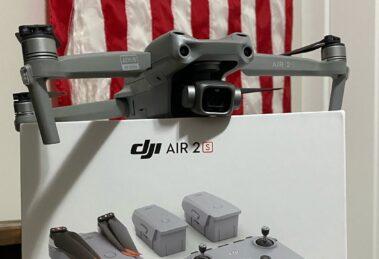 DJI Air 2S unboxing